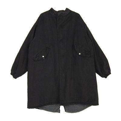 ray cotton jumper black